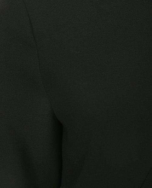 Платье прямого кроя с рукавом 3/4 - Деталь1