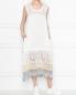 Платье свободного кроя с ажурной отделкой Jil Sander  –  МодельОбщийВид