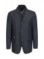 Пиджак из льна и шерсти с подстежкой Corneliani ID  –  Общий вид