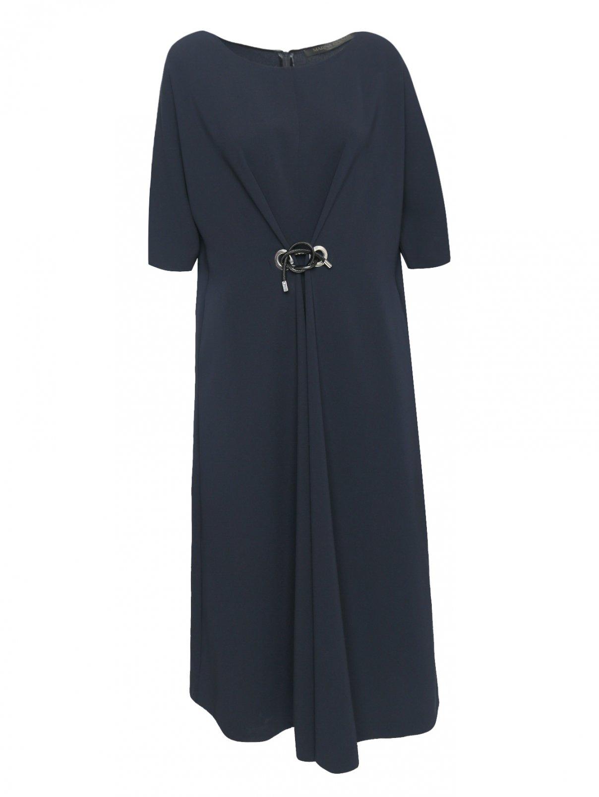 Платье-миди с короткими рукавами Marina Rinaldi  –  Общий вид