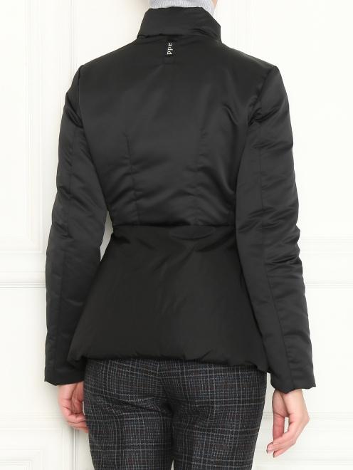 Куртка на молнии приталенного кроя  - МодельВерхНиз1