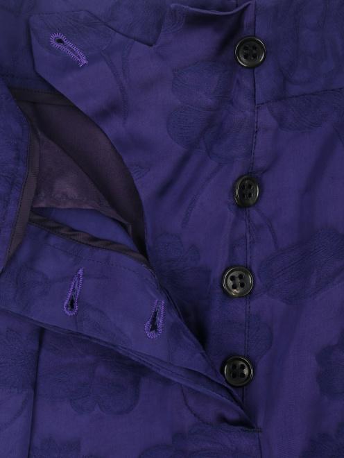 Шорты свободного кроя с вышивкой - Деталь1