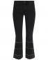 Укороченные джинсы с металлической фурнитурой M.i.h Jeans  –  Общий вид