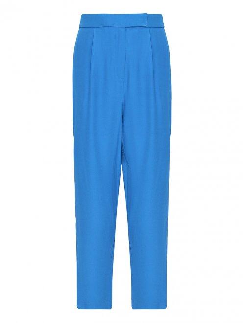 Укороченные брюки прямого кроя - Общий вид