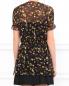 Шелковая блуза с цветочным узором Moschino Cheap&Chic  –  Модель Верх-Низ1