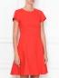 Платье-мини из хлопка Max&Co  –  МодельВерхНиз