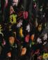 Шелковая блуза с цветочным узором Moschino Cheap&Chic  –  Деталь