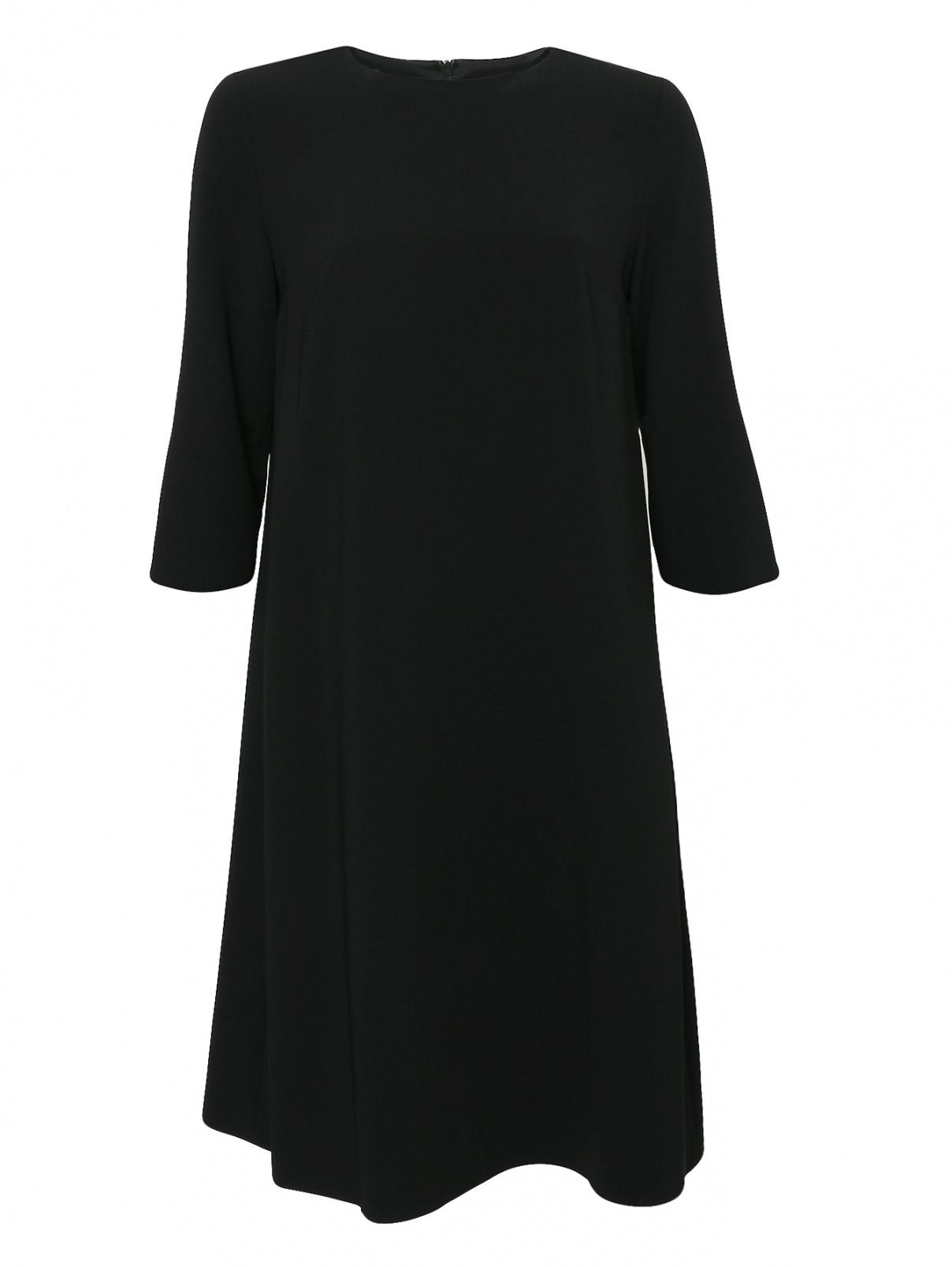 Платье свободного кроя с рукавами 3/4 Max Mara  –  Общий вид