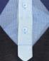 Поло с длинным рукавом из шелка с узором на груди Ermanno Scervino  –  Деталь