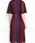 Платье-миди с узором Max&Co  –  МодельВерхНиз1