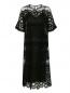 Платье из полупрозрачного кружева Aquilano Rimondi  –  Общий вид