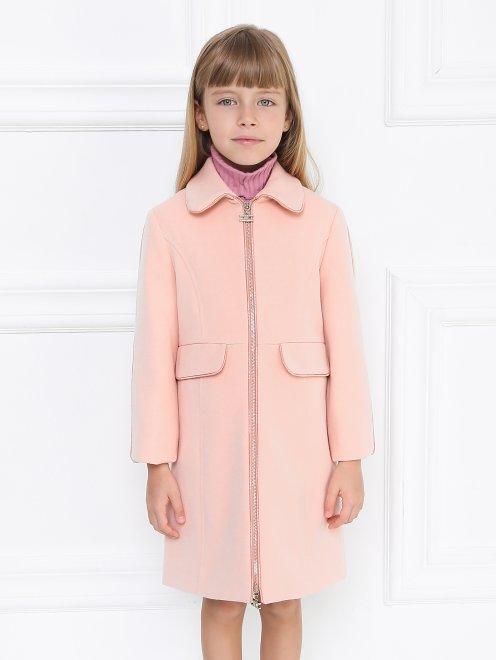 Пальто облегченное на молнии - МодельВерхНиз