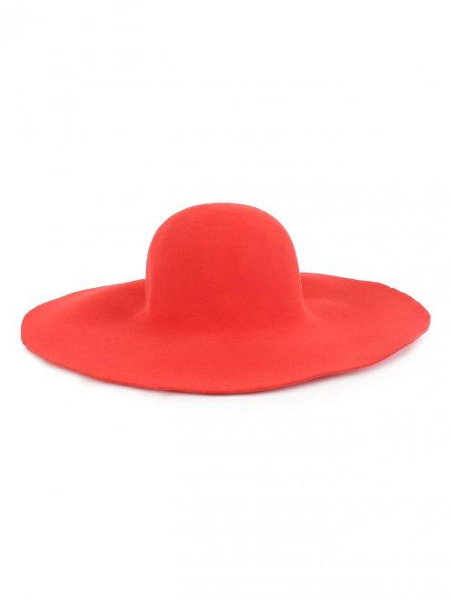 Шляпа из фетра с широкими полями - Общий вид