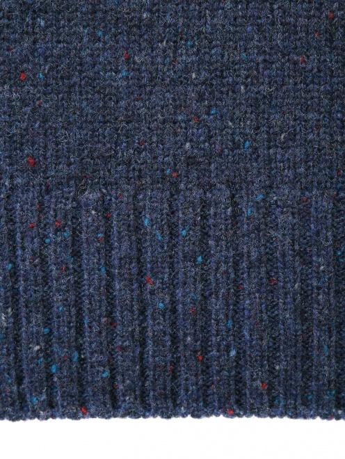 Джемпер из шерсти с декоративной аппликацией - Деталь1