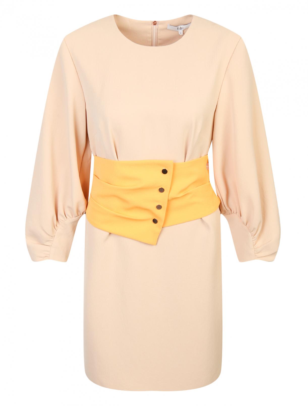 Платье-мини под пояс Tomas Maier  –  Общий вид