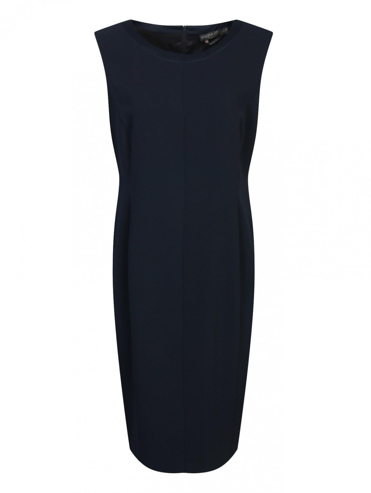 Платье-футляр без рукавов Marina Rinaldi  –  Общий вид
