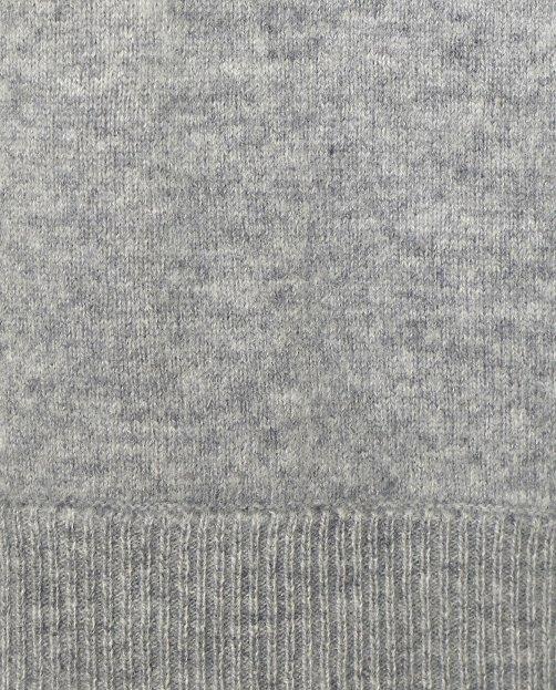 Укороченный джемпер из шерсти - Деталь1