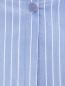 """Платье свободного кроя с узором """"полоска"""" Moschino Boutique  –  Деталь"""
