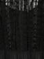 Платье из сетки расшитое бисером Elisabetta Franchi  –  Деталь1