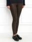 Узкие брюки Black Orchid  –  Модель Верх-Низ