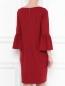 Платье-мини с рукавами 3/4 Pietro Brunelli  –  МодельВерхНиз1