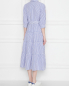 Платье хлопковое в полоску Bosco Fresh  –  МодельВерхНиз1