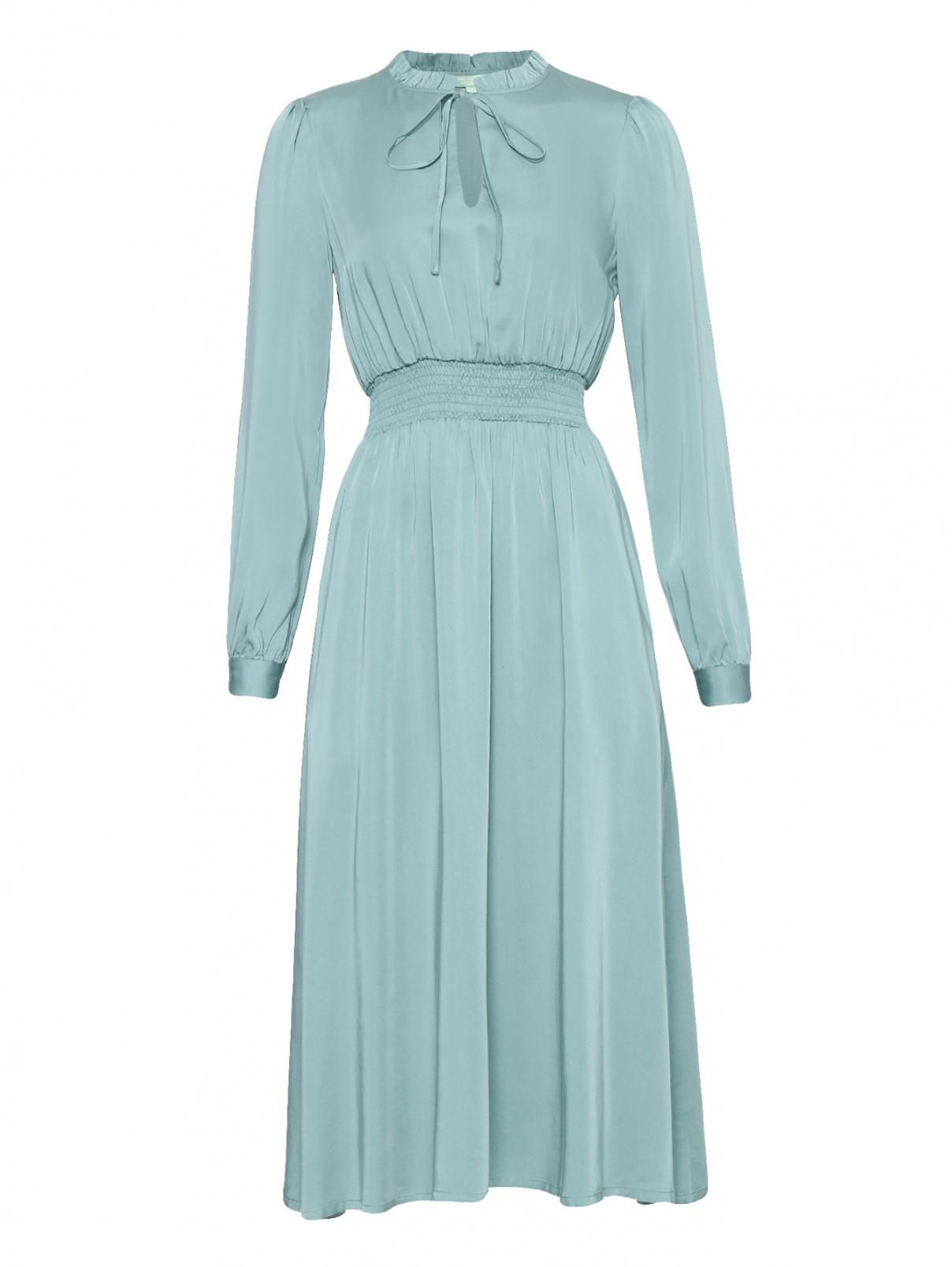 Платье-миди приталенного кроя Akhmadullina Dreams  –  Общий вид