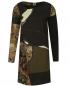 Платье из смешанной шерсти с защипом Isola Marras  –  Общий вид