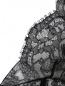 Комбинация из шелка с кружевным узором La Perla  –  Деталь