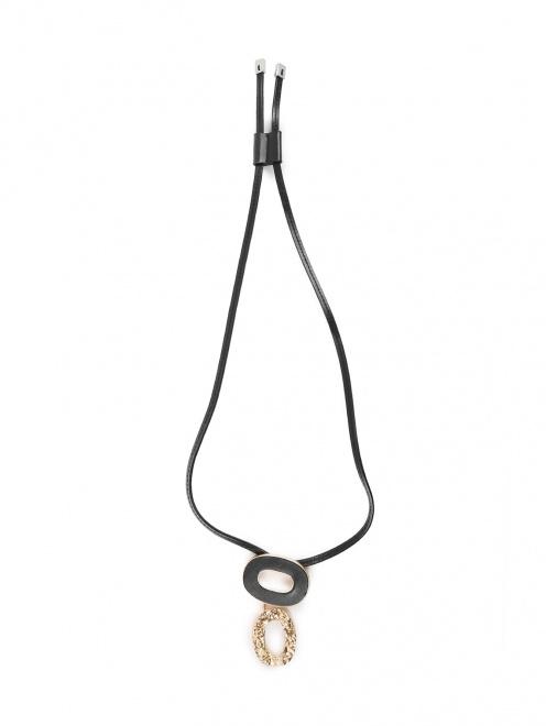 Ожерелье из кожи - Общий вид