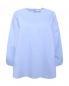 Рубашка из хлопка с длинным рукавом Essentiel Antwerp  –  Общий вид