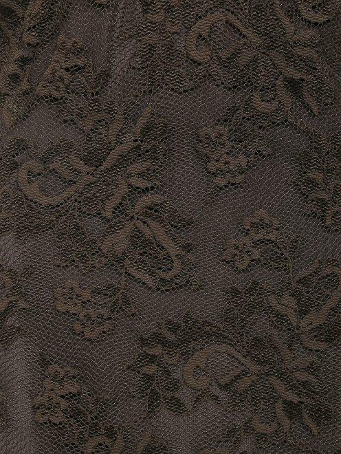 Кружевное платье-футляр - Деталь1