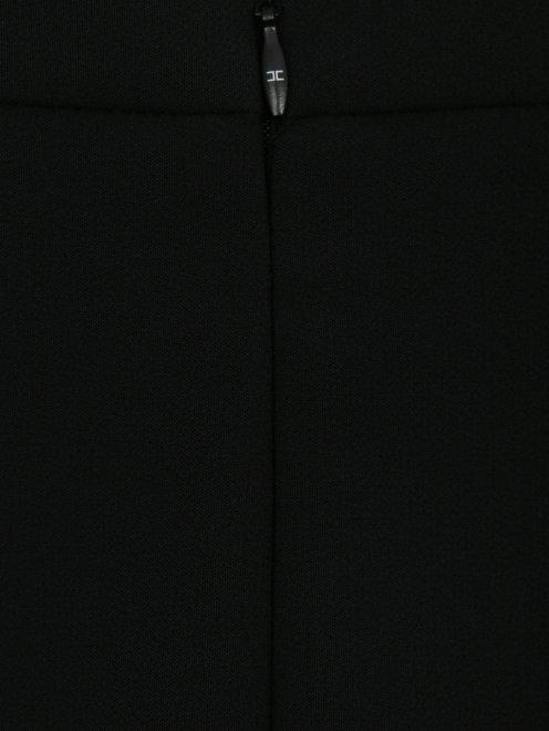 Юбка-карандаш декорированная пайетками - Деталь1