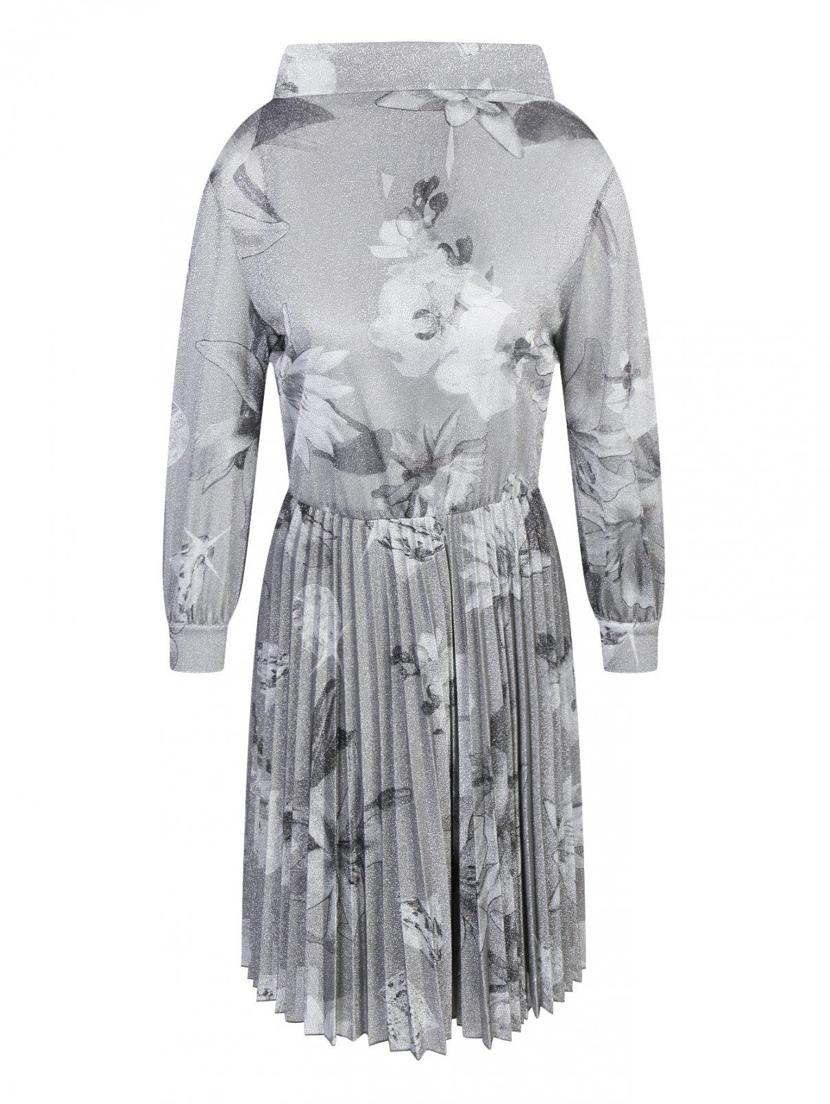 Платье с цветочным узором Max&Co  –  Общий вид