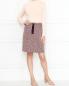 Джемпер мелкой вязки с вырезом на спине Max&Co  –  МодельОбщийВид