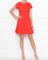 Платье-мини из хлопка Max&Co  –  МодельОбщийВид
