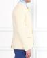 Пиджак из фактурного хлопка Armani Jeans  –  Модель Верх-Низ2