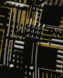 Джемпер из смешанного хлопка с узором Persona by Marina Rinaldi  –  Деталь