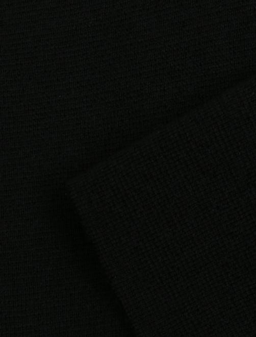 Кардиган из шерсти на пуговицах - Деталь1