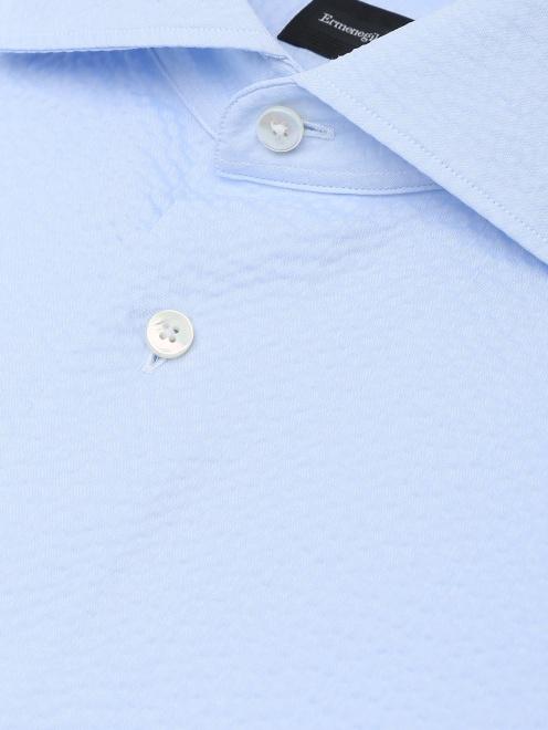 Рубашка из хлопка  - Деталь
