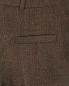 Широкие брюки из смесовой шерсти Kenzo  –  Деталь1