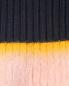 Платье из мохера и альпаки с боковым разрезом Sportmax  –  Деталь