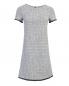 Платье-футляр из фактурного хлопка Weekend Max Mara  –  Общий вид
