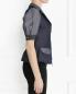 Жакет из хлопка и льна с контрастными вставками I'M Isola Marras  –  Модель Верх-Низ2