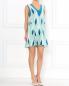 Платье из шелка с принтом Marc by Marc Jacobs  –  Модель Общий вид