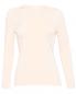 Джемпер мелкой вязки с вырезом на спине Max&Co  –  Общий вид