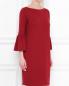 Платье-мини с рукавами 3/4 Pietro Brunelli  –  МодельВерхНиз